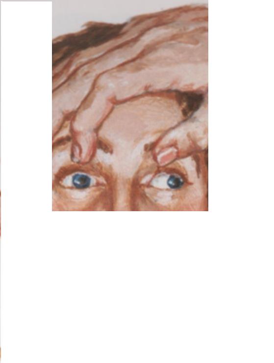 douleur oeil gauche